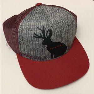 Prana• Strange Jackalope Trucker Hat
